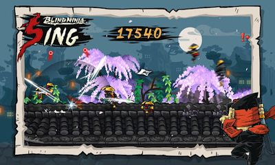 Blind Ninja: Sing screenshot 2