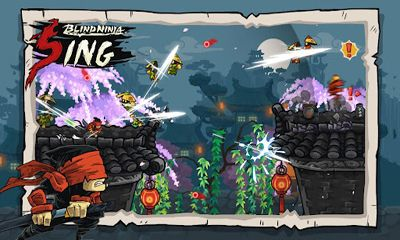 Blind Ninja: Sing screenshot 3
