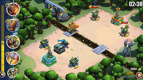 Blitz brigade: Rival tactics screenshot 3