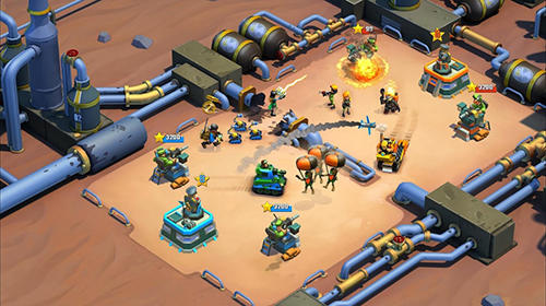 Blitz brigade: Rival tactics screenshot 5