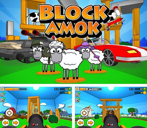 In addition to the game Bridge Baron for Android phones and tablets, you can also download Block amok for free.