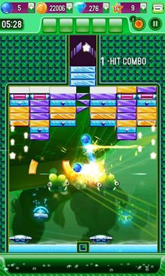 Download Block breaker 3 unlimited Android free game.