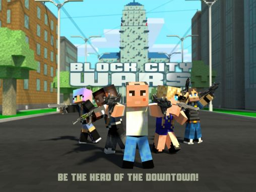 Block City wars: Mine mini shooter обложка
