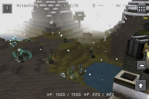 Block fortress screenshot 1