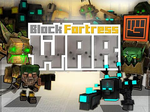 Block fortress: War обложка