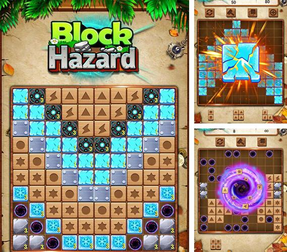 Block hazard: Creative block puzzle games