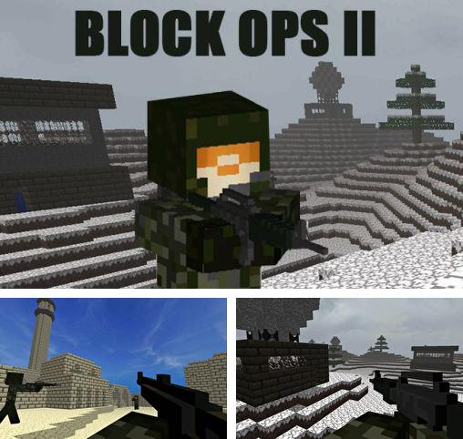 In addition to the game Pixel combat multiplayer HD for Android phones and tablets, you can also download Block ops 2 for free.