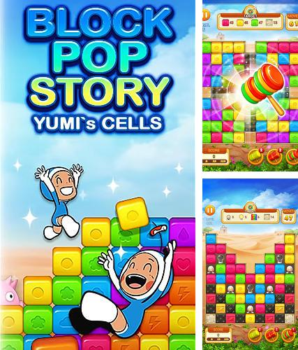 Block pop story: Yumi`s cells