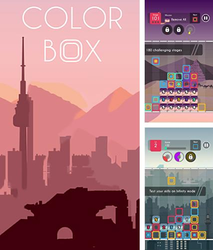 Block puzzle: Color box