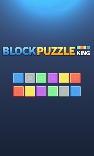 Block puzzle king poster