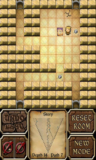 Screenshots do Block Rogue - Perigoso para tablet e celular Android.