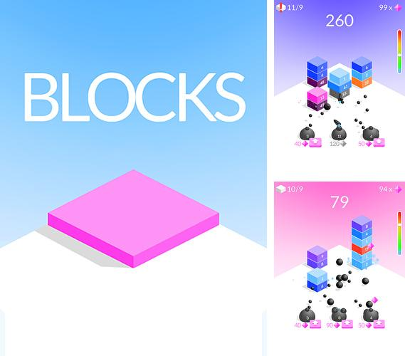 In addition to the game Mahjong crimes for Android phones and tablets, you can also download Blocks for free.