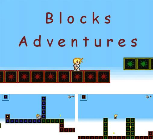 In addition to the game Fat Ball for Android phones and tablets, you can also download Blocks adventures for free.