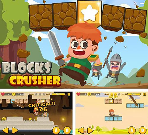 Blocks crusher