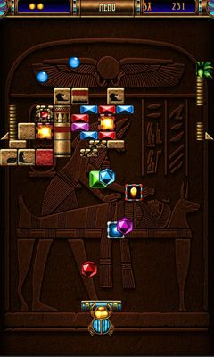 Screenshots of the Blocks of Pyramid Breaker Premium for Android tablet, phone.