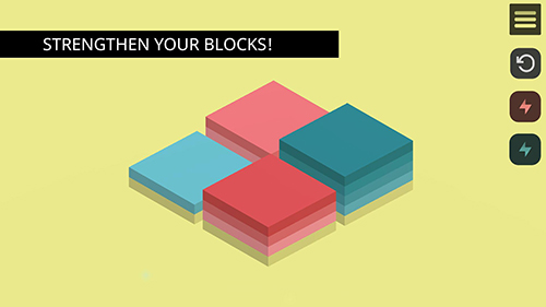 Blocks: Strategy board game скриншот 2
