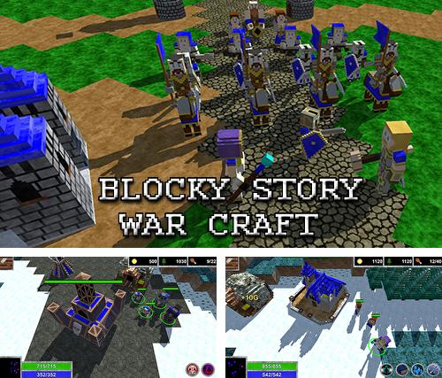 Blocky story: War craft