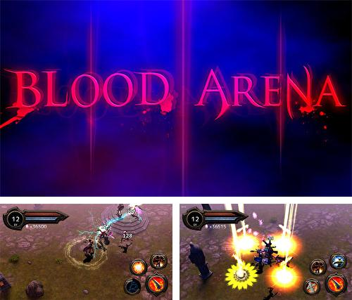In addition to the game Blood arena for Android, you can download other free Android games for Ergo Tab A720.
