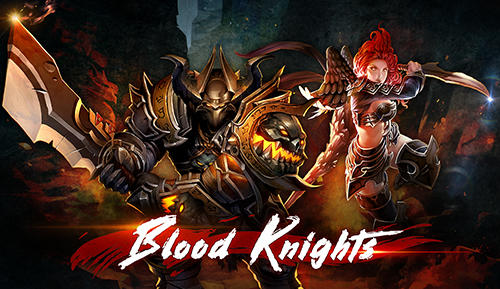 Blood knights poster