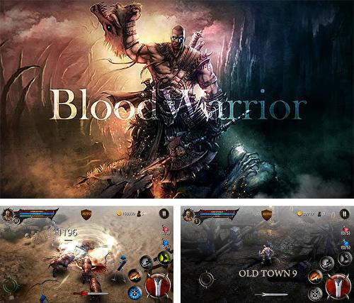 In addition to the game Outset: Zombie hunter for Android phones and tablets, you can also download Blood warrior: Red edition for free.