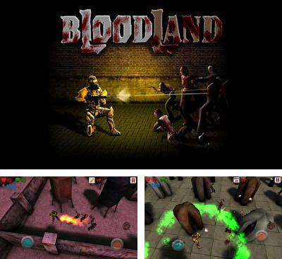In addition to the game Gun & Blood for Android phones and tablets, you can also download BloodLand for free.