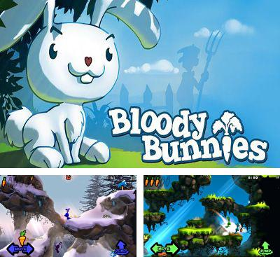 In addition to the game Extreme Flight HD Premium for Android phones and tablets, you can also download Bloody Bunnies for free.