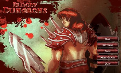 Bloody Dungeons poster