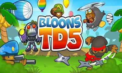 Bloons TD 5 poster
