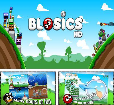 In addition to the game Chilean Miner for Android phones and tablets, you can also download Blosics HD for free.