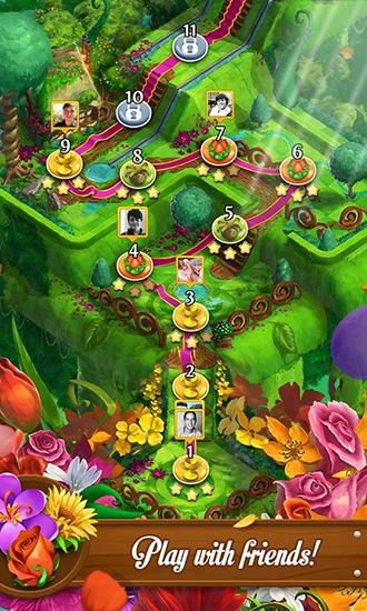 Blossom blast saga screenshot 4
