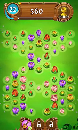 Blossom blast saga screenshot 5