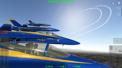 Nemesis: Air combat screenshot 3