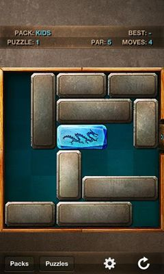Download Blue Block Android free game.