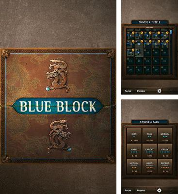 In addition to the game Forgotten Mysteries for Android phones and tablets, you can also download Blue Block for free.