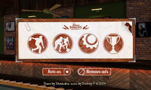 Blues bowling screenshot 1