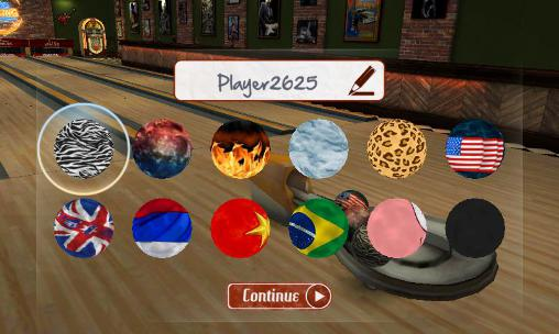 Blues bowling screenshot 2