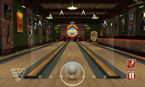 Blues bowling screenshot 3