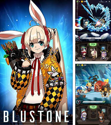In addition to the game Ultra fighters for Android phones and tablets, you can also download Blustone for free.