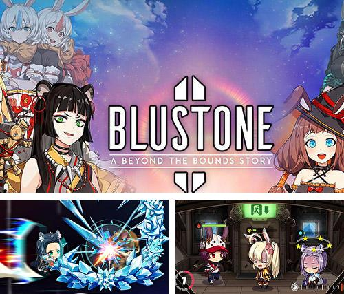Blustone 2: Anime battle and ARPG clicker game