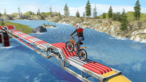 Screenshots von Draw rider 2 für Android-Tablet, Smartphone.