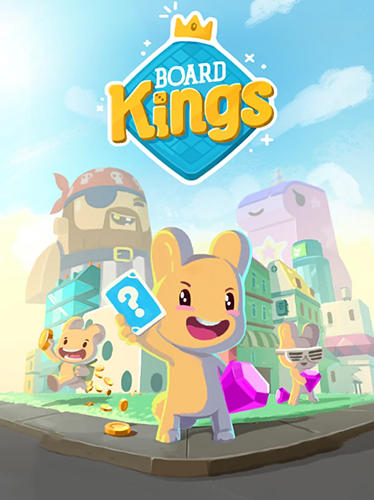 Board kings poster