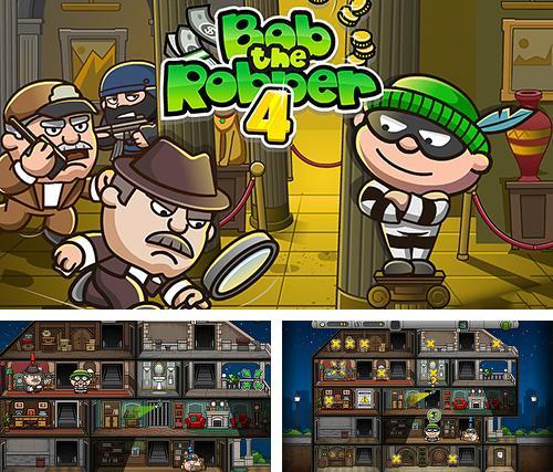 robbery bob 2 mod apk uptodown
