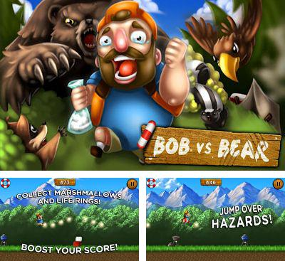 In addition to the game Doodle Food Expedition for Android phones and tablets, you can also download Bob vs Bear for free.