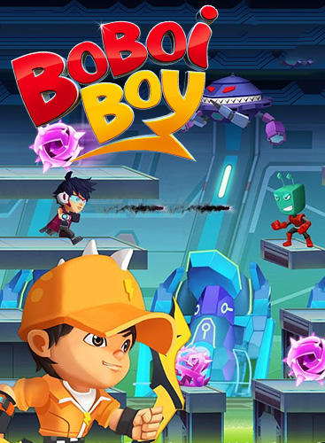 Boboiboy Galaxy Run Fight Aliens To Defend Earth For Android