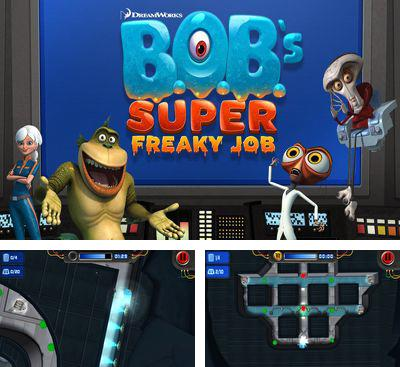 In addition to the game Headless for Android phones and tablets, you can also download B.O.B.'s Super Freaky Job for free.