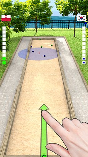 Bocce 3D screenshot 1