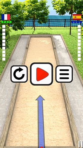 Bocce 3D screenshot 3