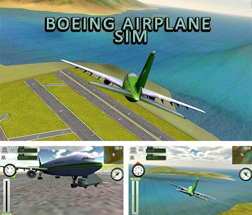 In addition to the game Mobile bus simulator for Android phones and tablets, you can also download Boeing airplane simulator for free.