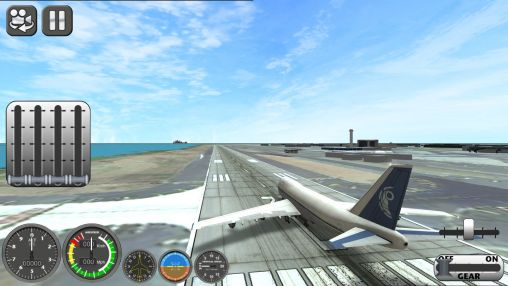 Boeing flight simulator 2014 for Android - Download APK free