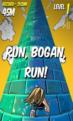 Bogan's Run screenshot 1